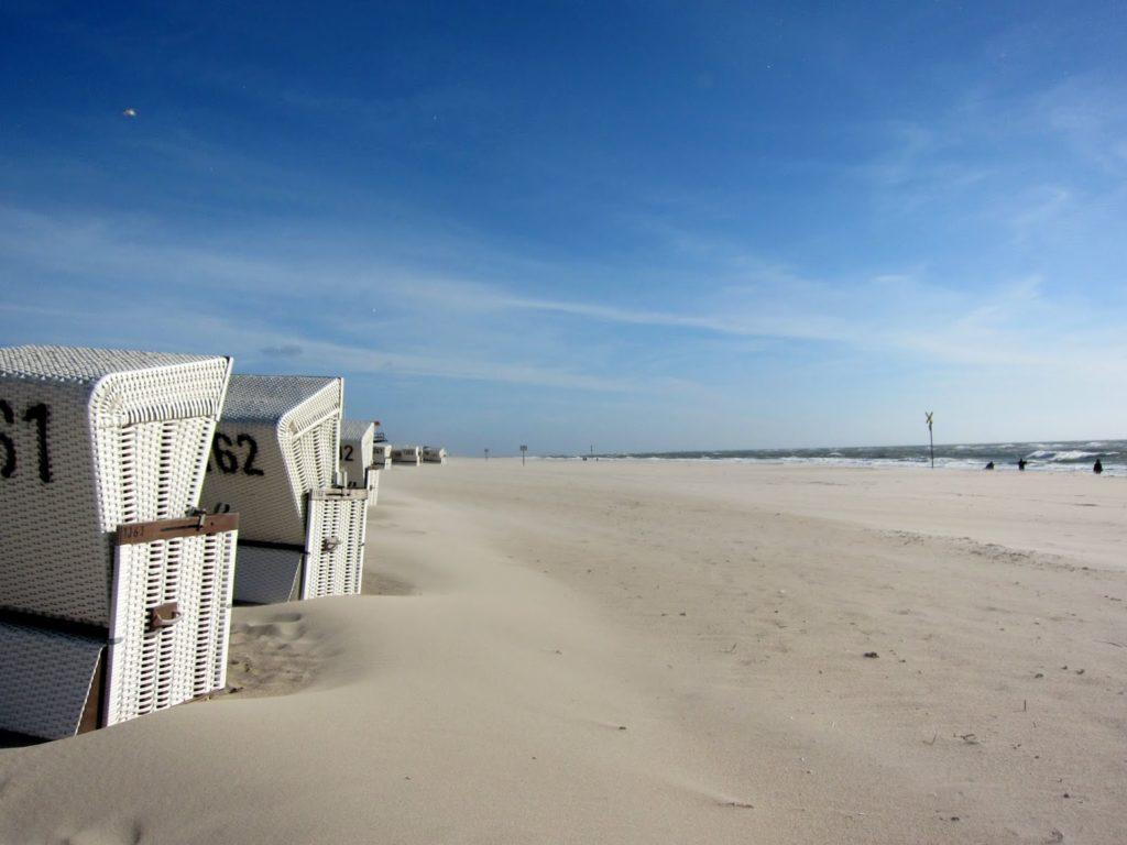 Meine Top 3 Reiseziele Nordsee Sylt