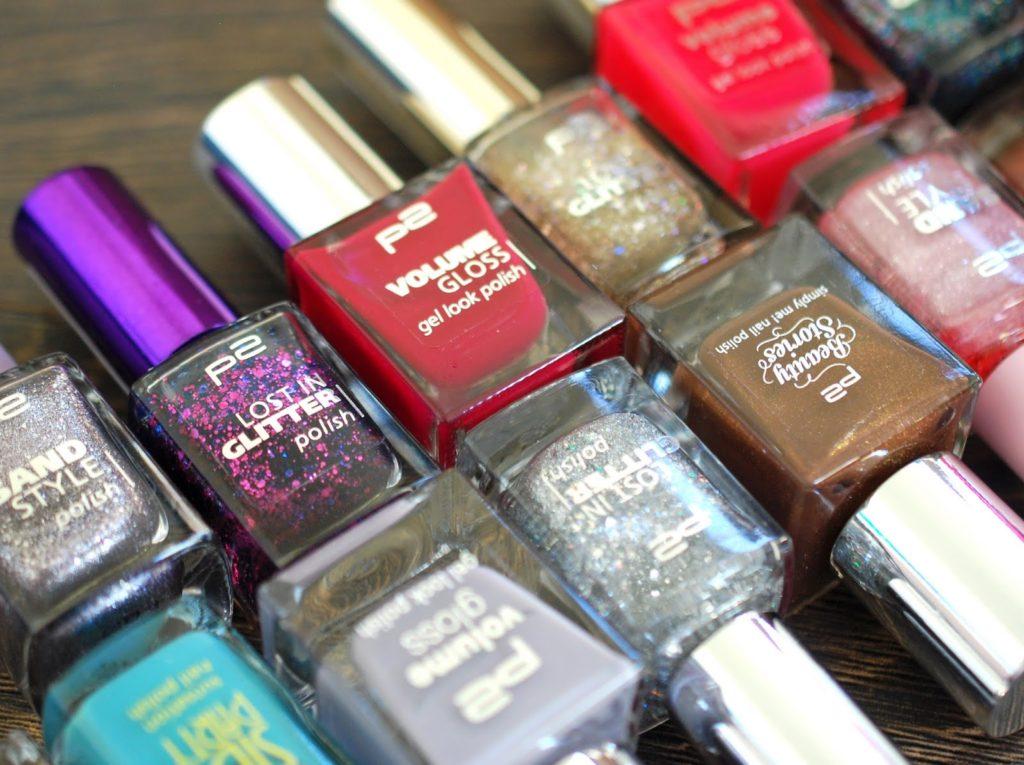 Meine Top 3 Nagellack Marken p2 Cosmetics