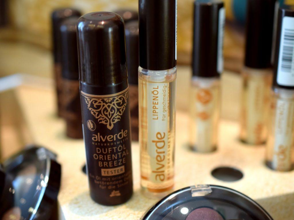 Alverde Oriental Bazaar LE Duftöl und Lippenöl