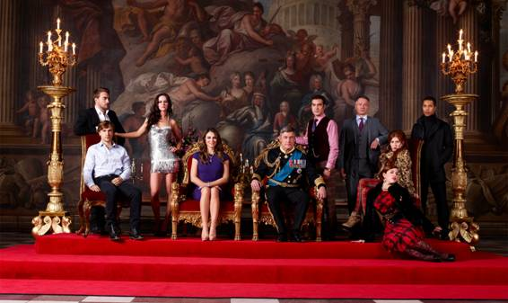 The Royals DVD Abend