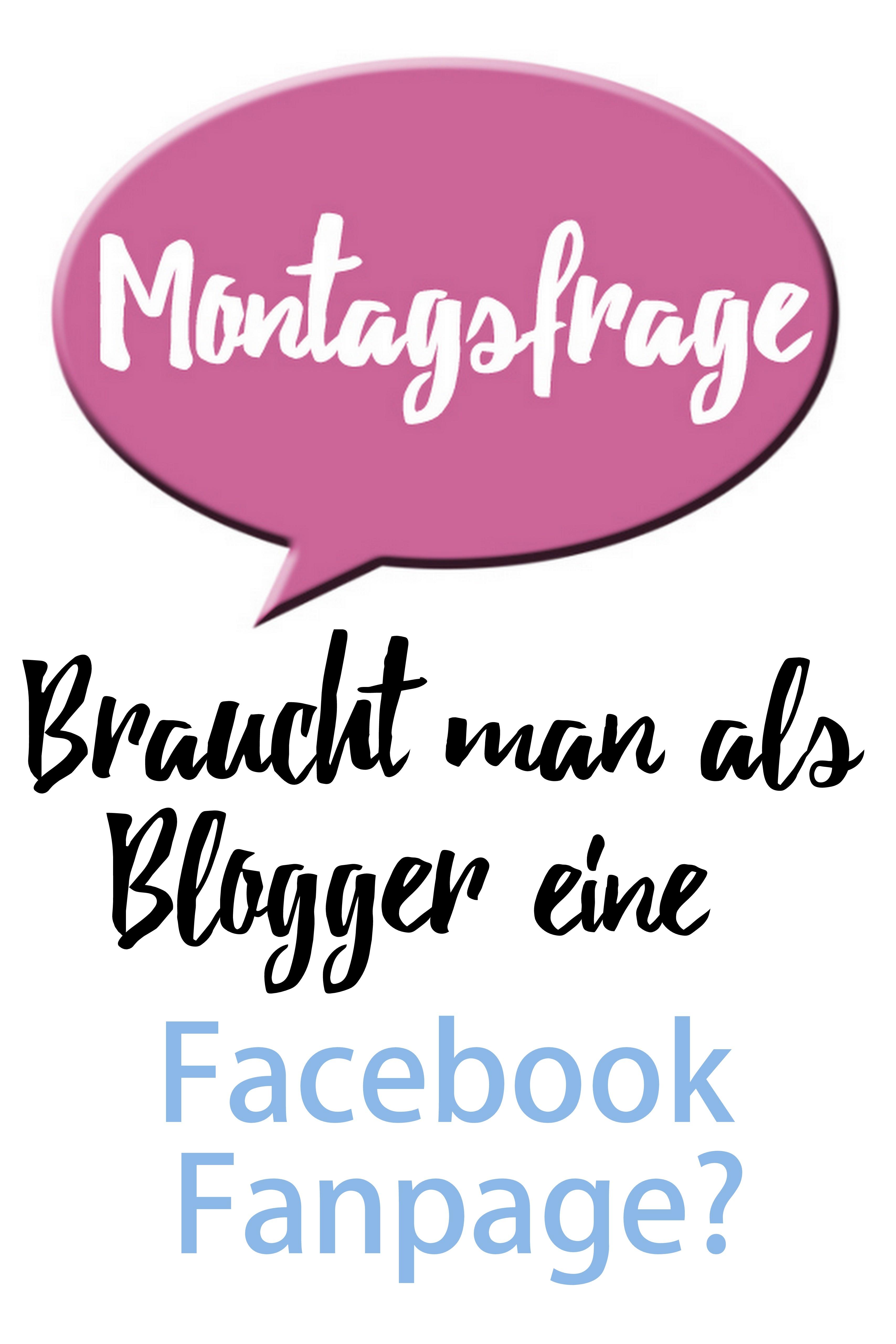 Facebook Fanpage für den Blog? Braucht ein Blogger das wirklich? Seht hier was die Leser und Blogger dazu sagen und ob ihr noch heute eine Facebook Seite für euren Blog erstellen solltet!