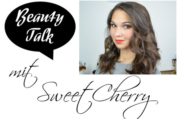 Sweet Cherry Beautybloggerin im Beauty Talk Interview beantwortet Fragen zum Thema Cosplay, Beauty Favoriten und über ihren Beauty Blog.