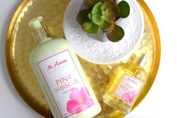 Neuer Duft von M. Asam Pink Hibiscus.