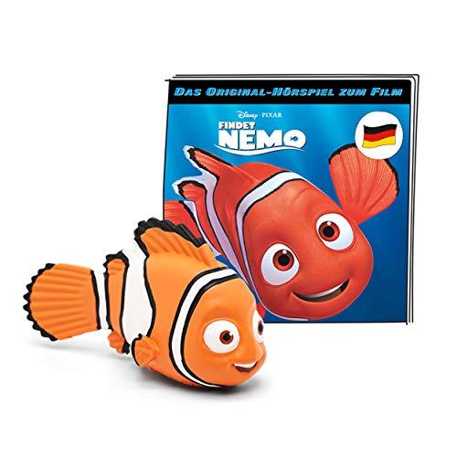 tonies Hörfigur für Toniebox, Disney – Findet Nemo Original-Hörspiel zum Film, Hörspiel für Kinder ab 4 Jahren, Spielzeit ca. 60 Minuten