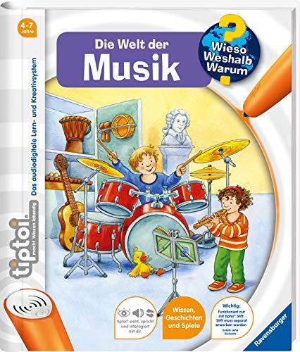 tiptoi® Die Welt der Musik (tiptoi® Wieso? Weshalb? Warum?, 3)