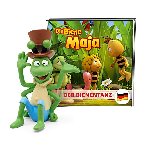 tonies Hörfigur für Toniebox, Biene Maja – Der Bienentanz, Hörspiel für Kinder ab 3 Jahren, Spielzeit ca. 81 Minuten
