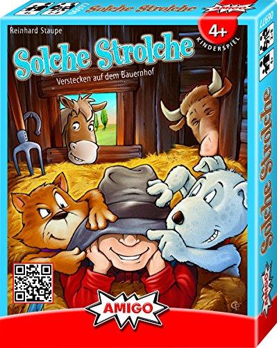 Amigo 06977 - Solche Strolche, Kartenspiel