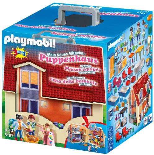 Playmobil 5167 Bricks Mein neues Mitnehm-Puppenhaus