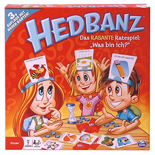 Spin Master Games Hedbanz (3. Edition)