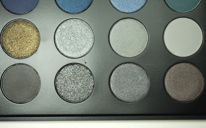 [BH Cosmetics] 28 Color Palette Smoky Eyes Edition & Gel ...