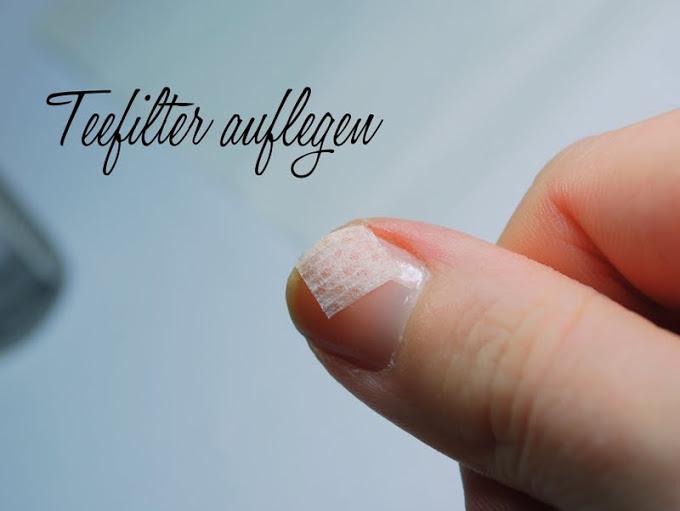 Nagel eingerissen: Mit dieser Schritt-für-Schritt-Anleitung eingerissene Fingernägel reparieren