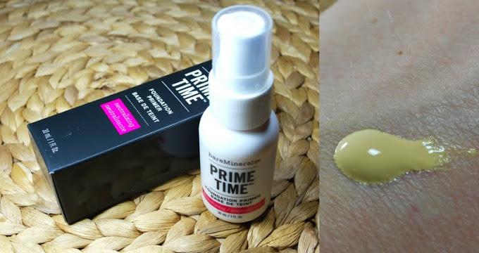 Bare Minerals Prime Time Primer Erfahrung