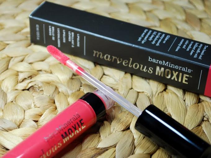 Bare Minerals Marvelous Moxie Fire Starter Lipgloss Erfahrung