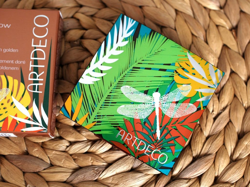 Artdeco Jungle Fever Bronzing Collection Queen of the Jungle Blusher