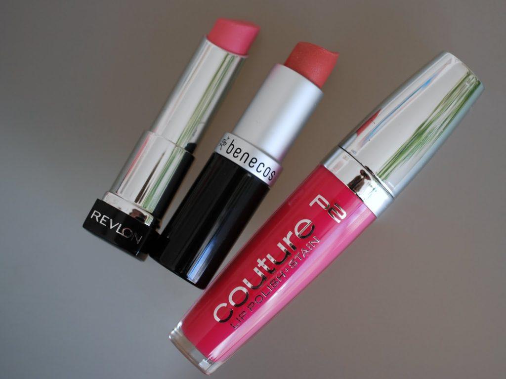 Top 3 Lippenstifte für den Frühling