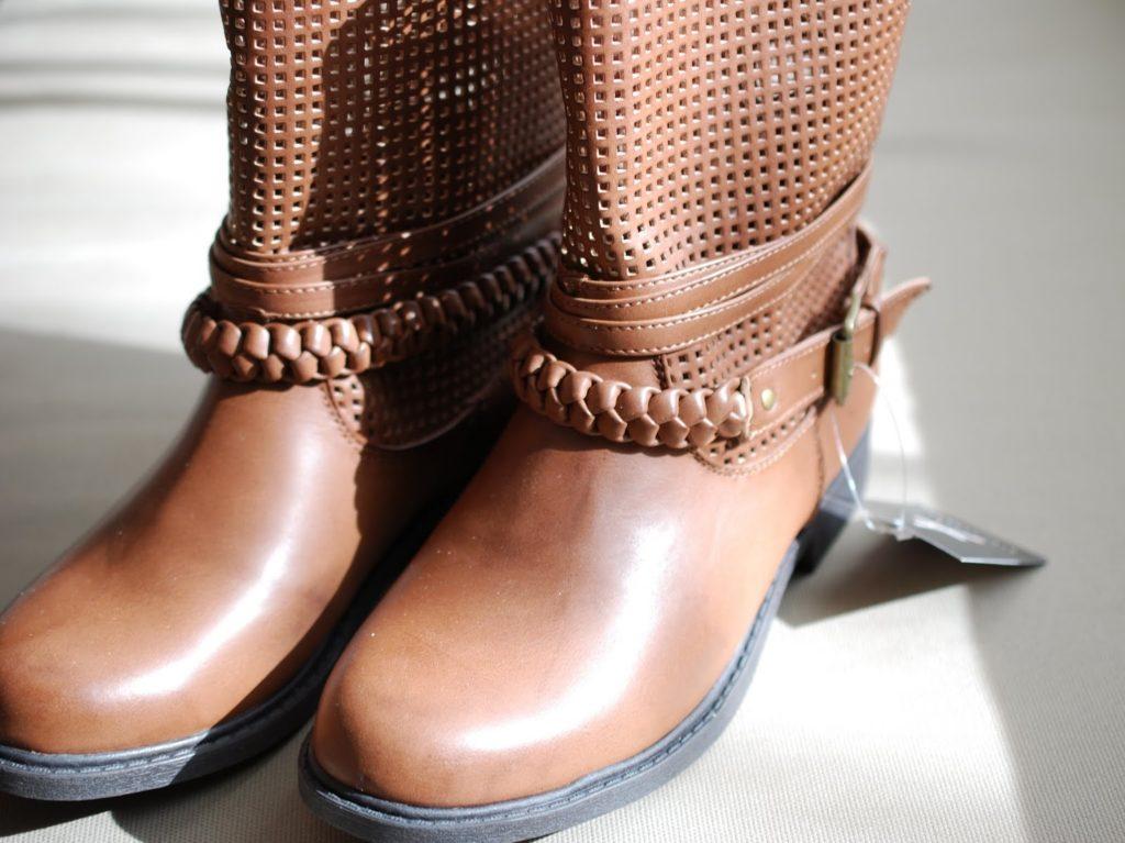 Braune Stiefel Primark Shopping Haul