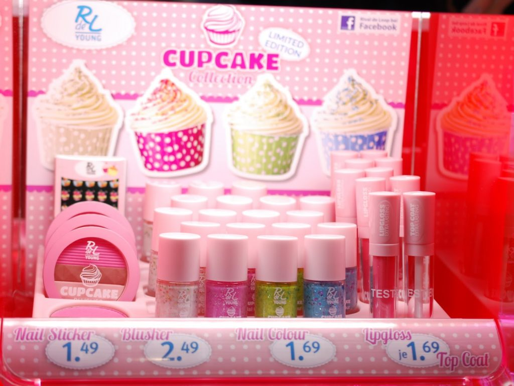 Rival de Loop Young Cupcake Limited Edition