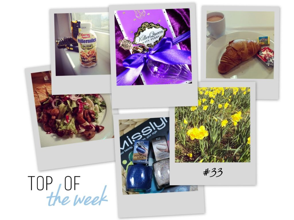 Beautyblog Top of the Week mit Beauty News und Klick Tipps