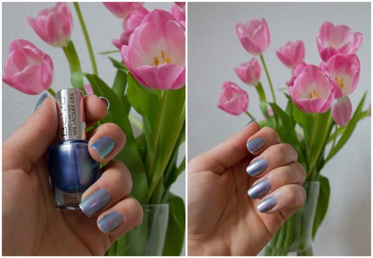 {review} Nailpolish Fairy Blue von BeYu