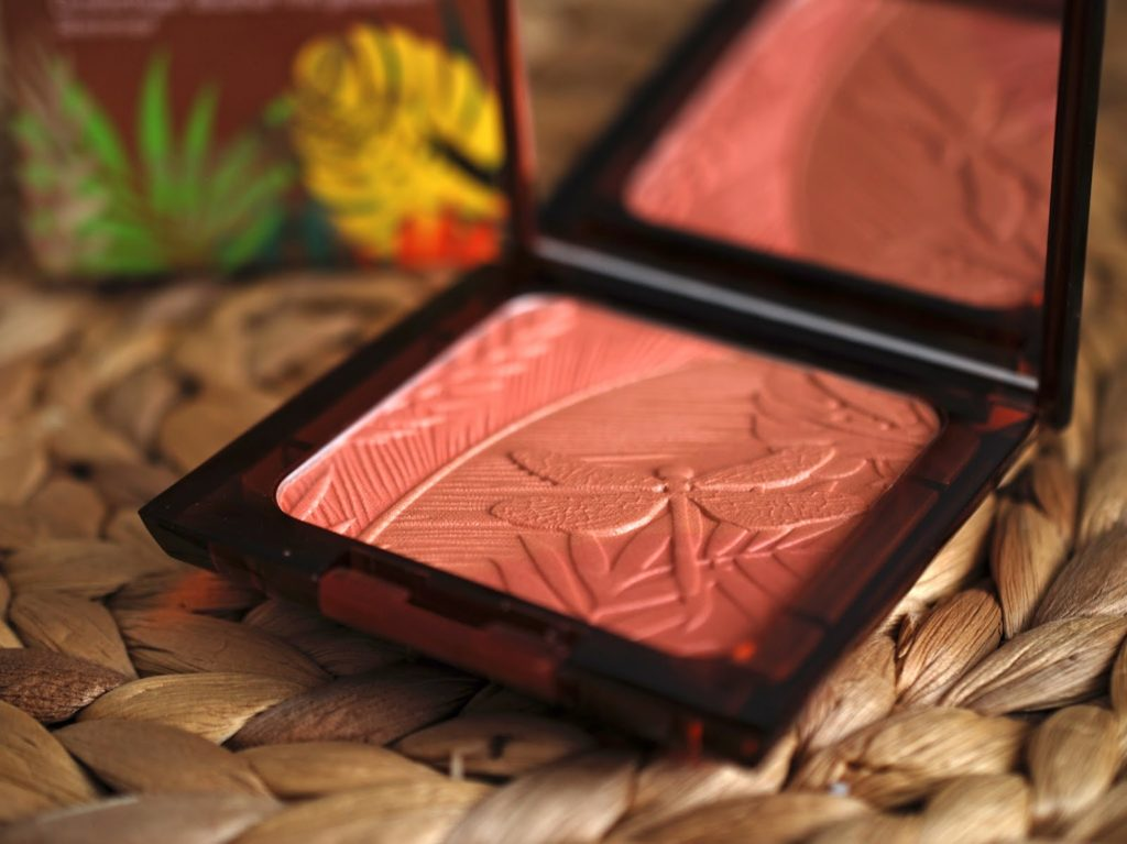 Artdeco Blush Queen Of The Jungle Review Beautyblog