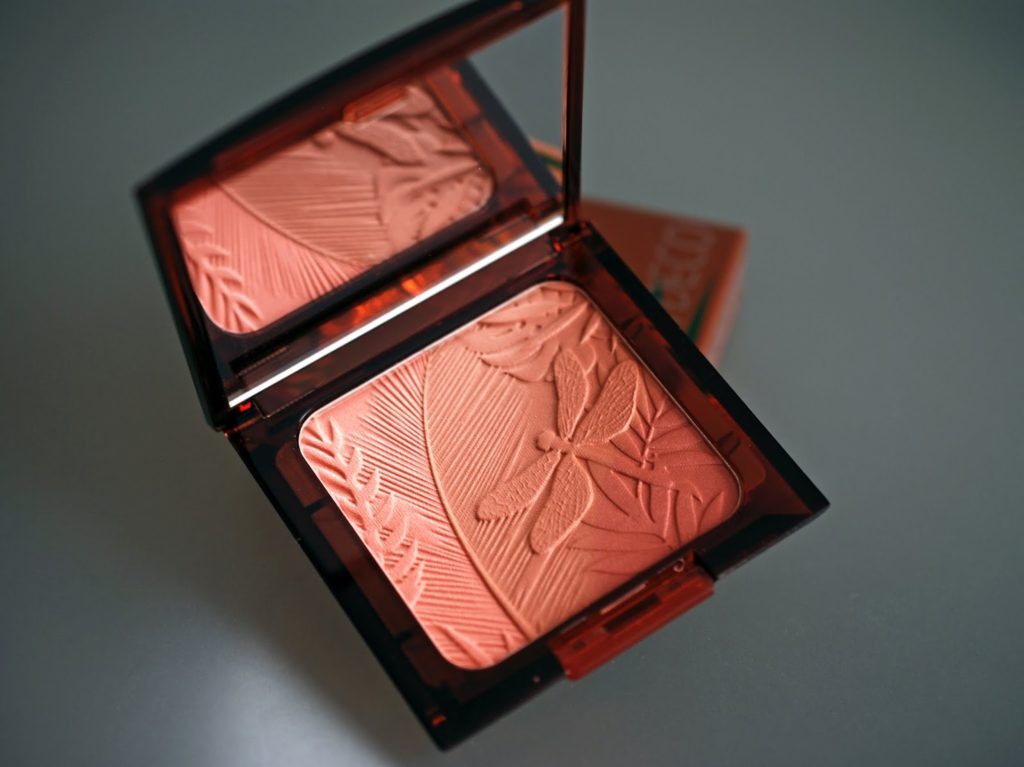 Review Artdeco Jungle Fever Bronzing Collection Queen of the Jungle Blusher