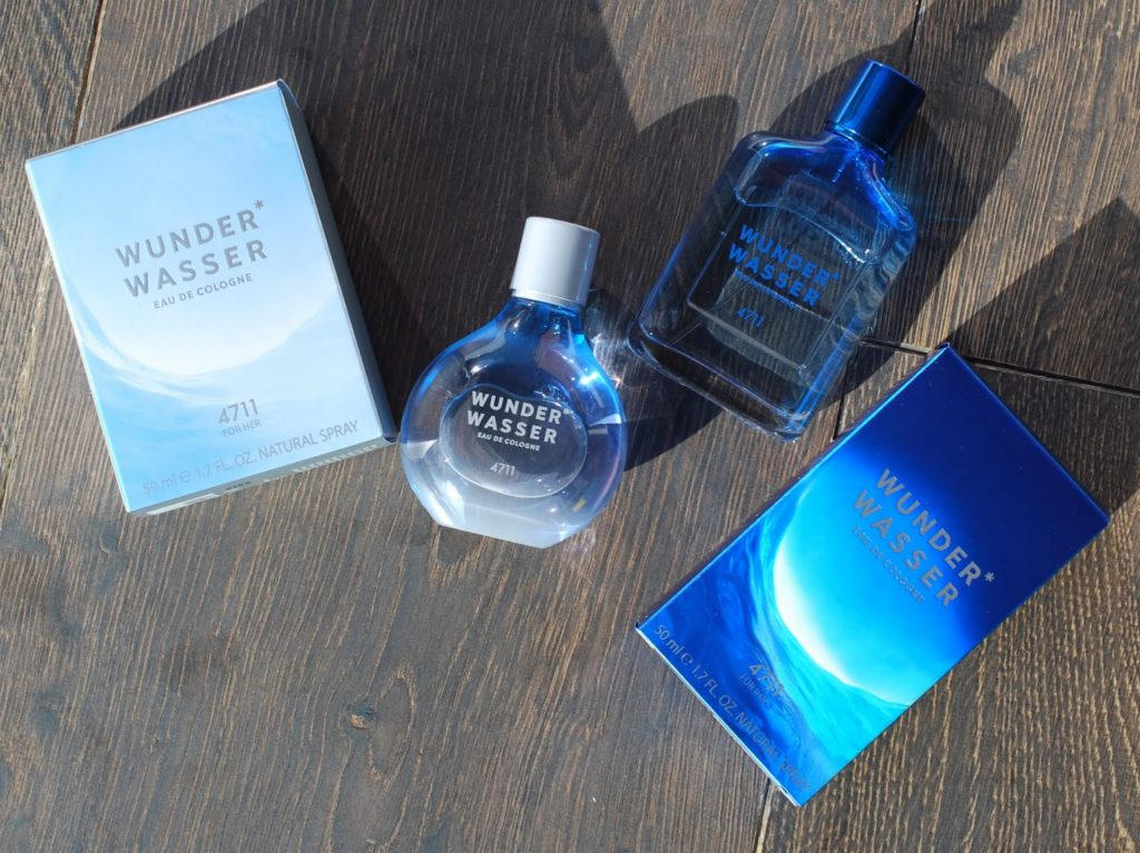 4711 Wunderwasser Natural Spray Woman and Man dm Lieblinge Box Mai 2014