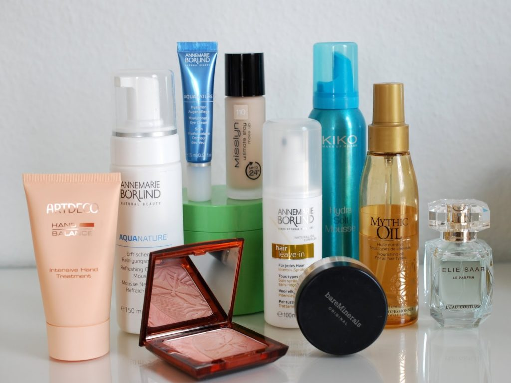 Top of the month - Lieblingsprodukte im April by I need sunshine Beautyblog
