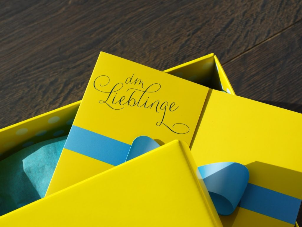 dm Lieblinge Box Mai 2014 inklusive Kurz-Reviews