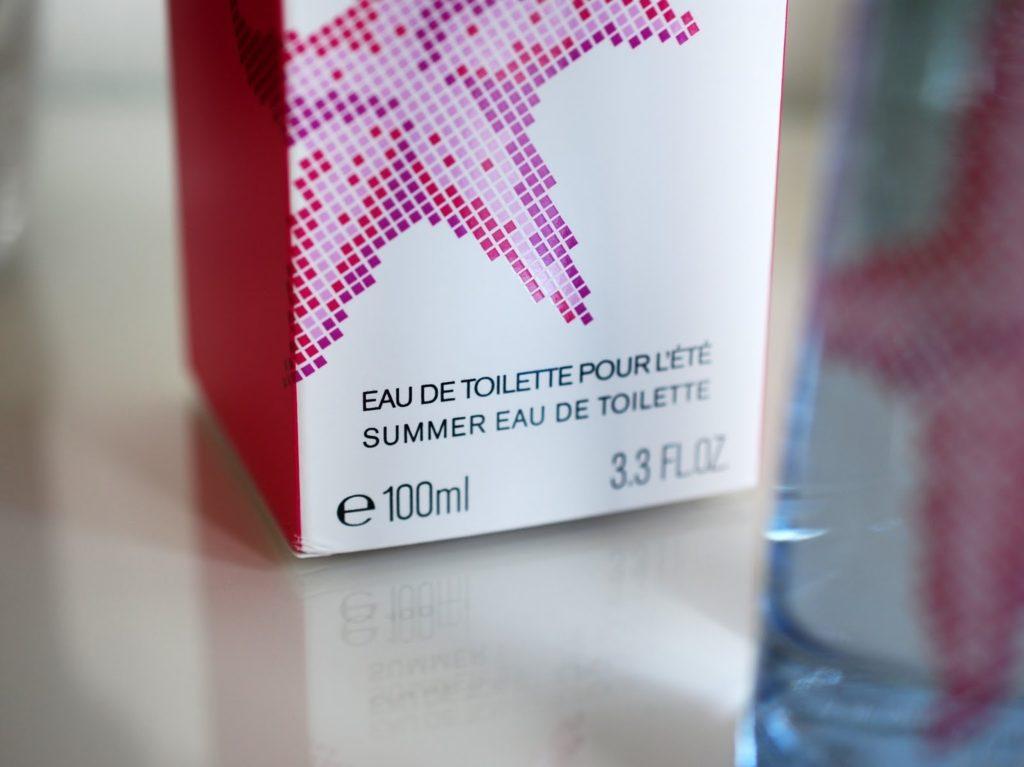 {Parfum Review} Issey Miyake L'Eau D'Issey Eau de Toilette Summer Edition 2014
