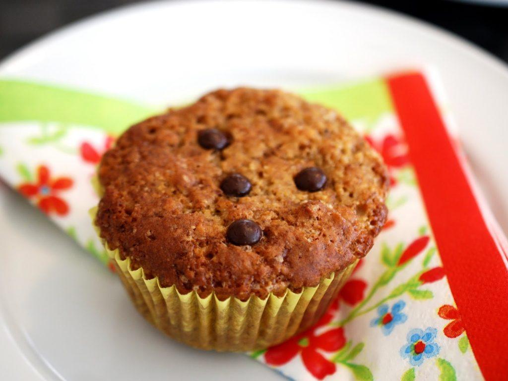 Tasty Tuesday Schoko-Joghurt-Erdbeer Muffins