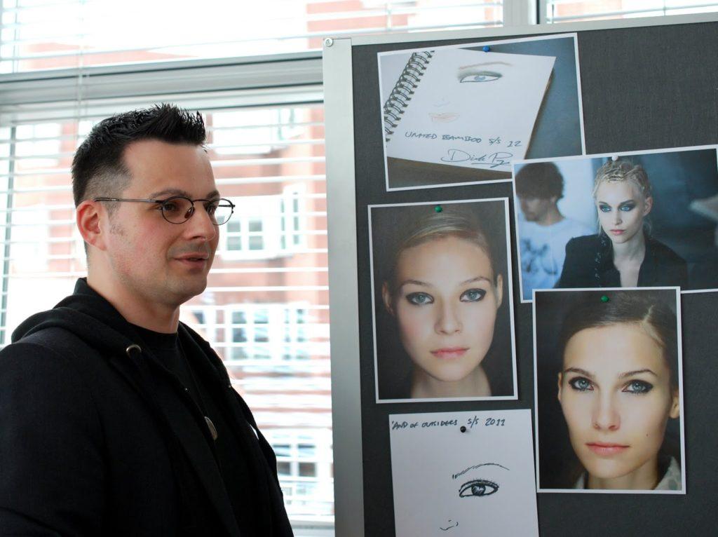 Shiseido MUA Nic LawrenzShiseido MUA Nic Lawrenz gibt Einblick hinter die Kulissen der Fashion Shows