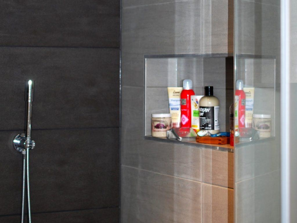 Meine neue Dusche :-)