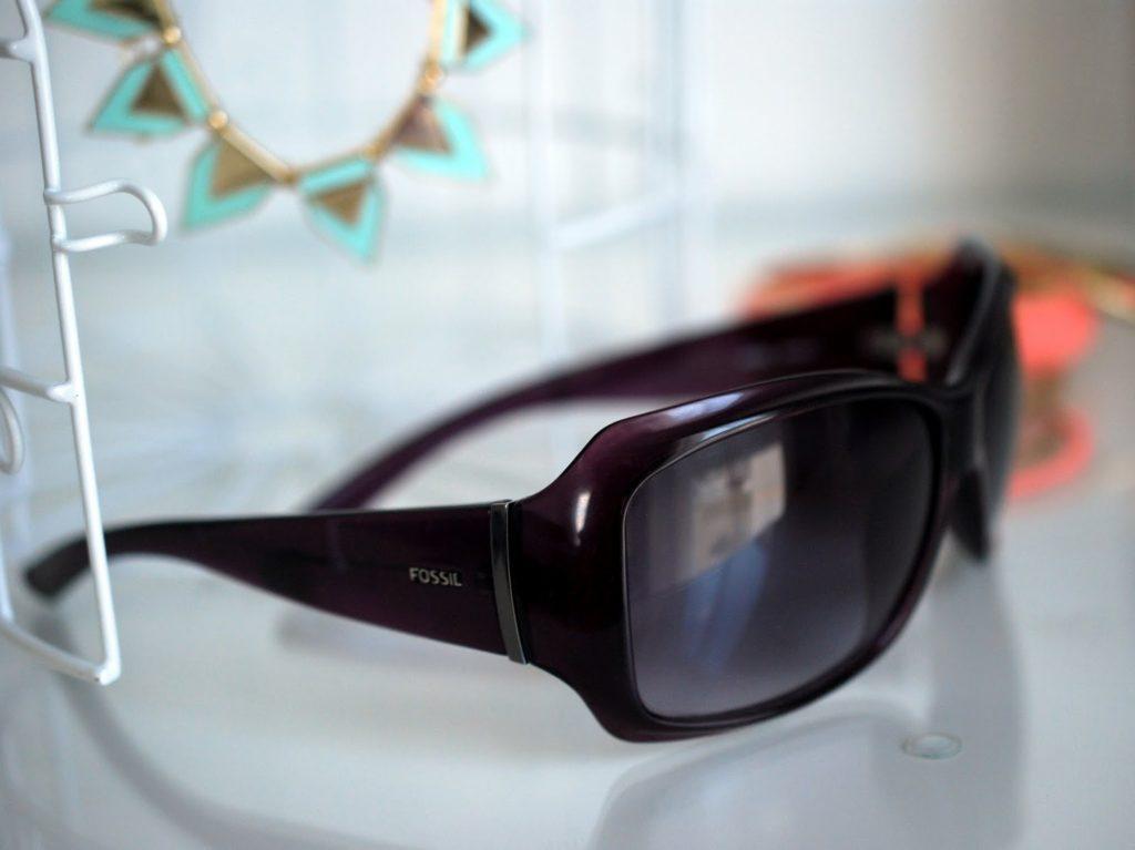 Meine Top 3 Sommer Accessoires Sonnenbrille Fossil