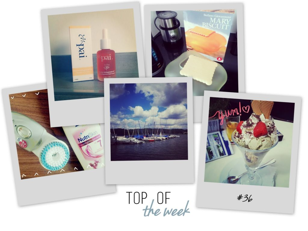 Top of the Week by I need sunshine Beauty & Lifestyle Blog