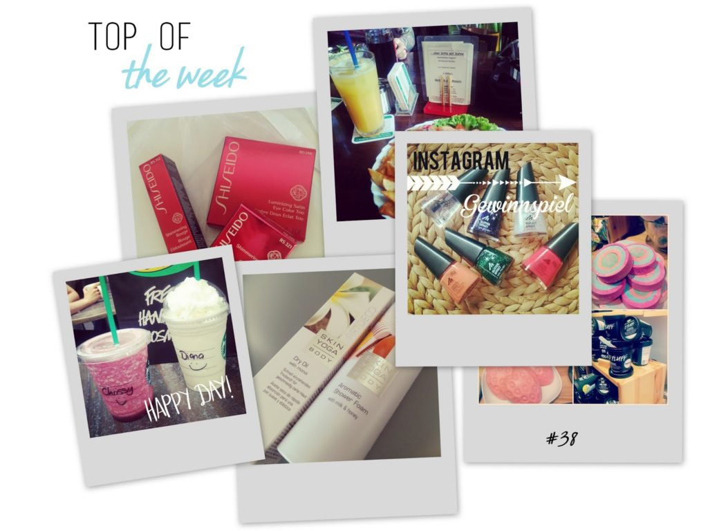 Top of the Week by I need sunshine