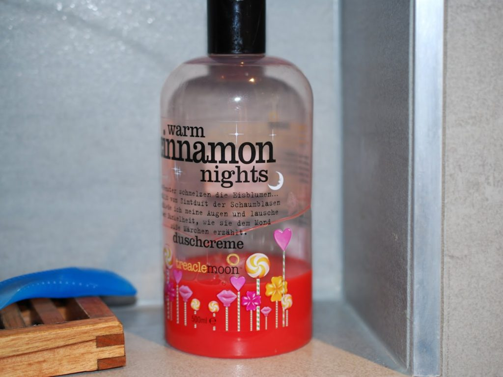 Treaclemoon Warm Cinnamon Nights Duschgel