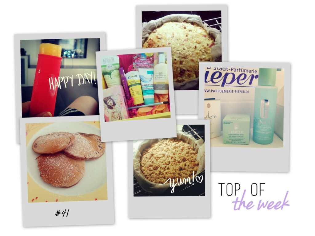 Top of the Week by I need sunhine
