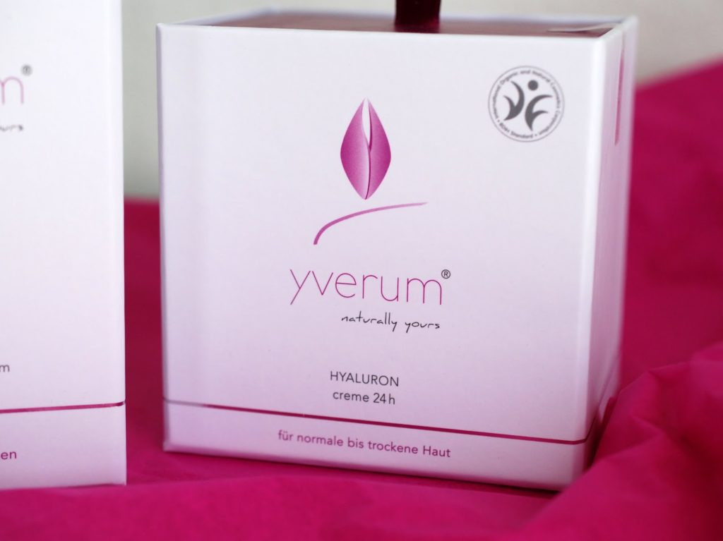 Review Yverum Hyaluron creme 24h