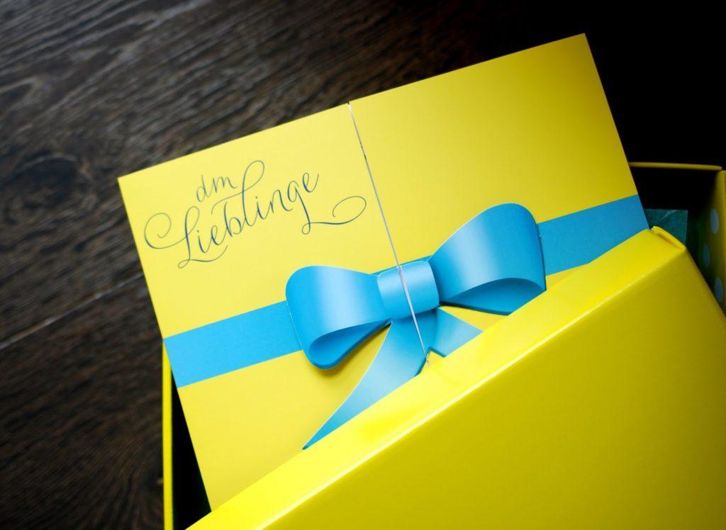 Inhalt dm Lieblinge Box Juli 2014 und Infos zum neuen Abo