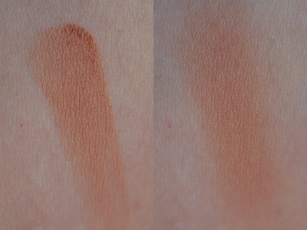 Swatch Dr. Hauschka Bronzing Powder