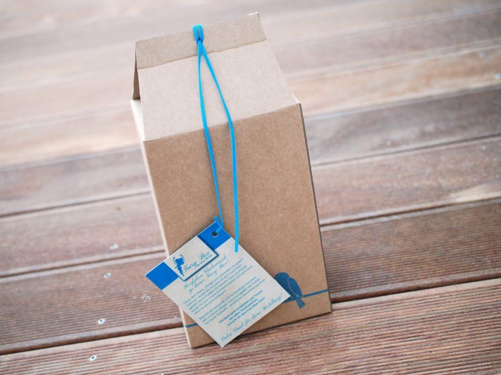 Ausgepackt Fairy-Box August Beautybox ohne Tierversuche