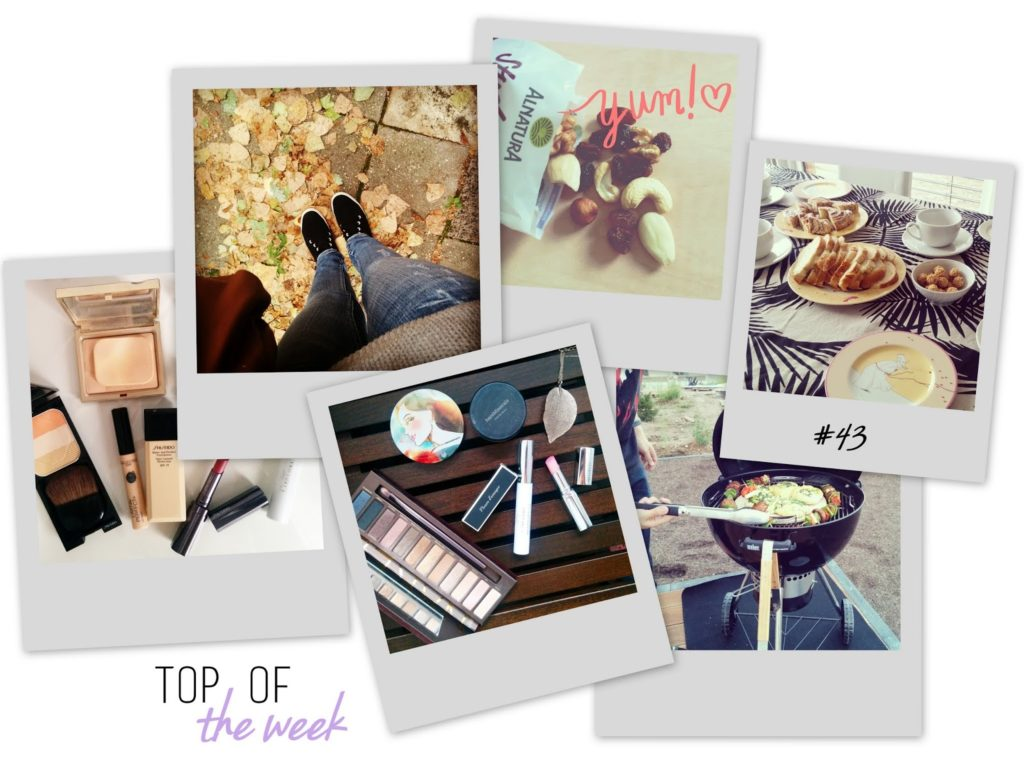Top of the Week by I need sunshine Beautyblog