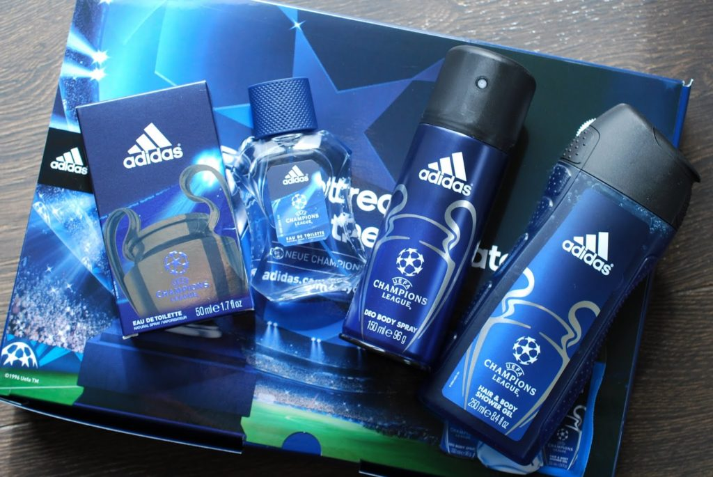 adidas bodycare Champions league serie