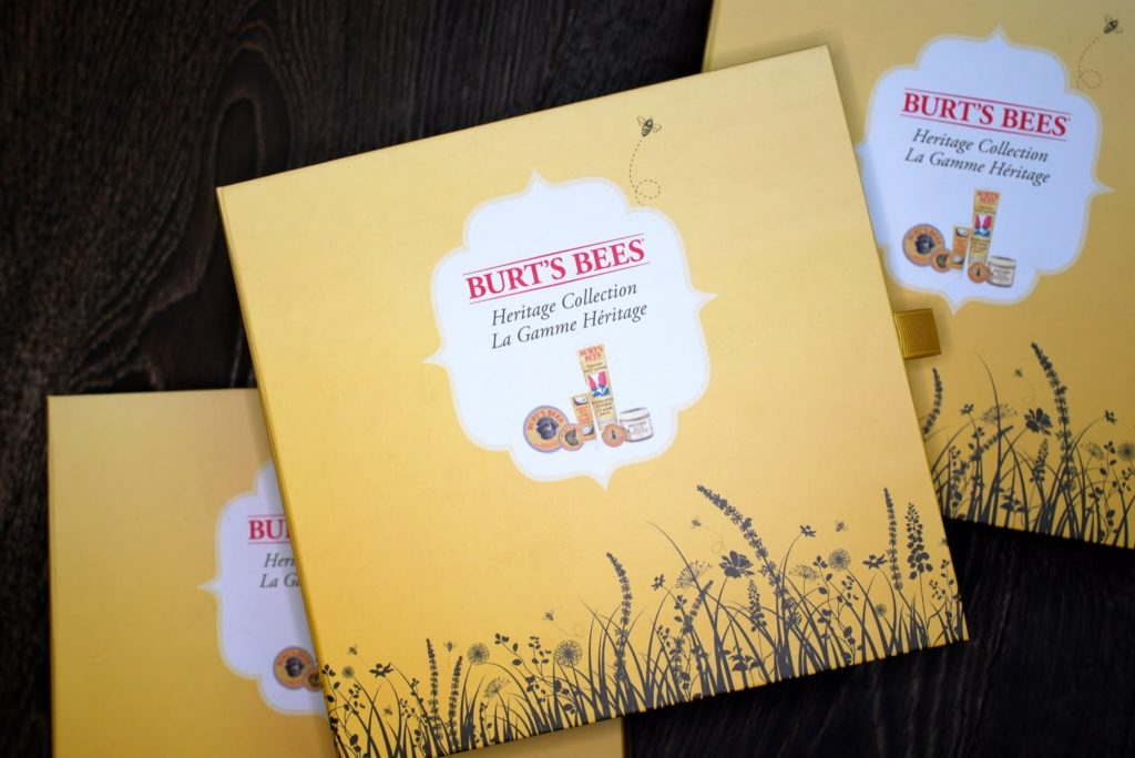 Burt's Bees Heritage Collection
