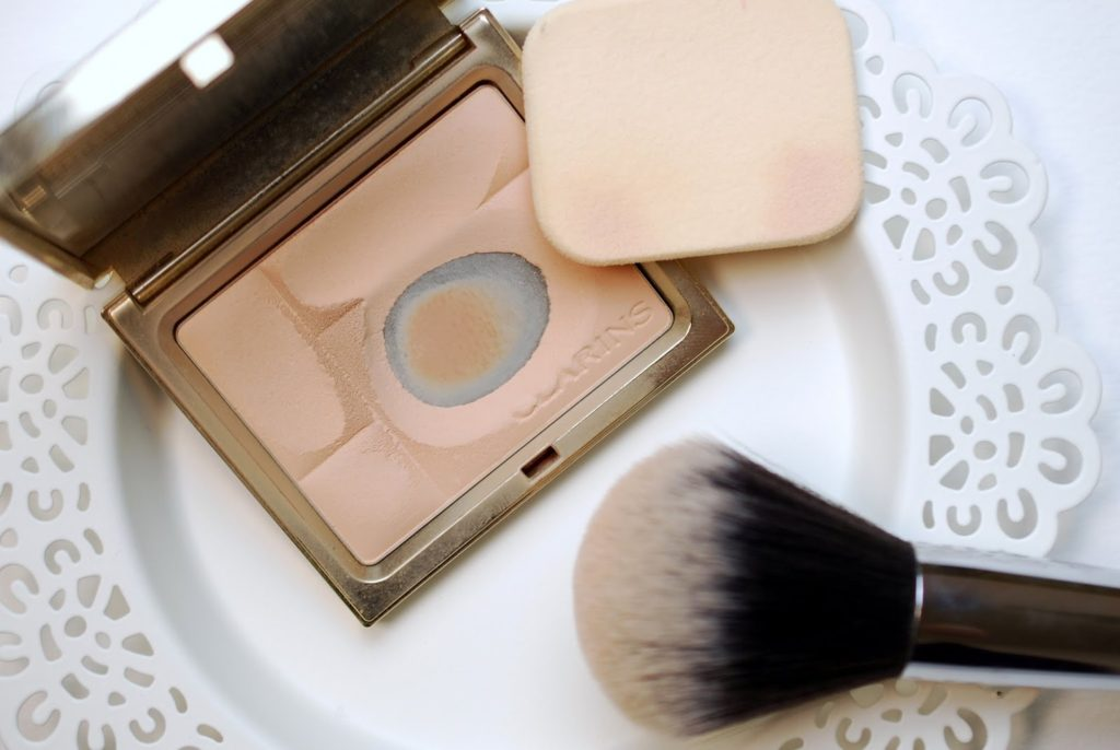 Clarins Mineral Powder Compact Ever Matte