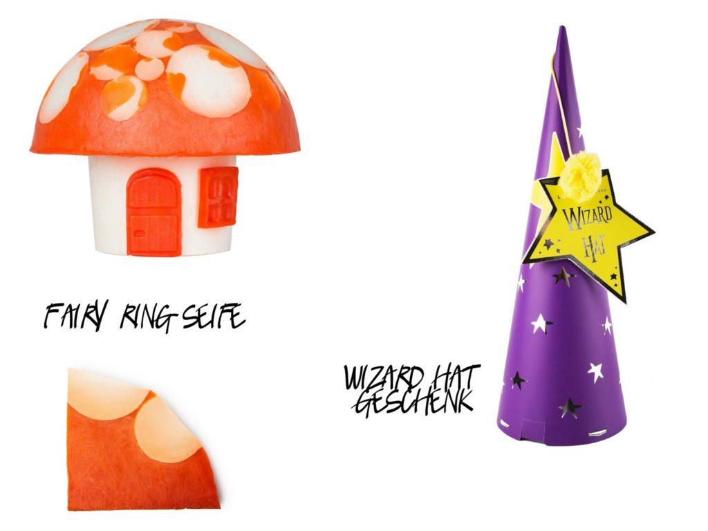 Fairy Ring Seife und Wizard Hat Geschenkbox