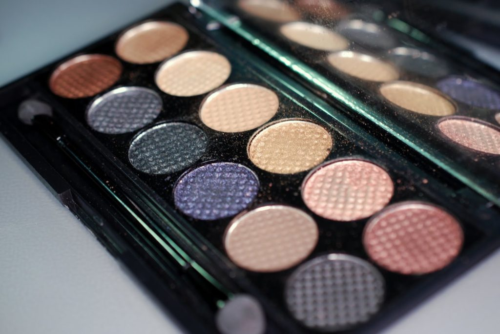 Sleek Storm Palette
