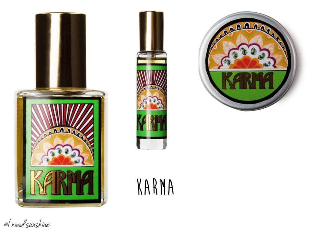 Lush Karma Parfum