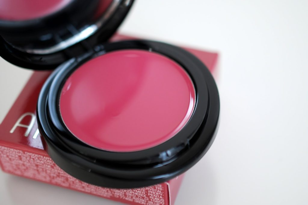 """Cream Rouge For Cheeks & Lips Nr. 15 """"creamy rosy madame"""""""