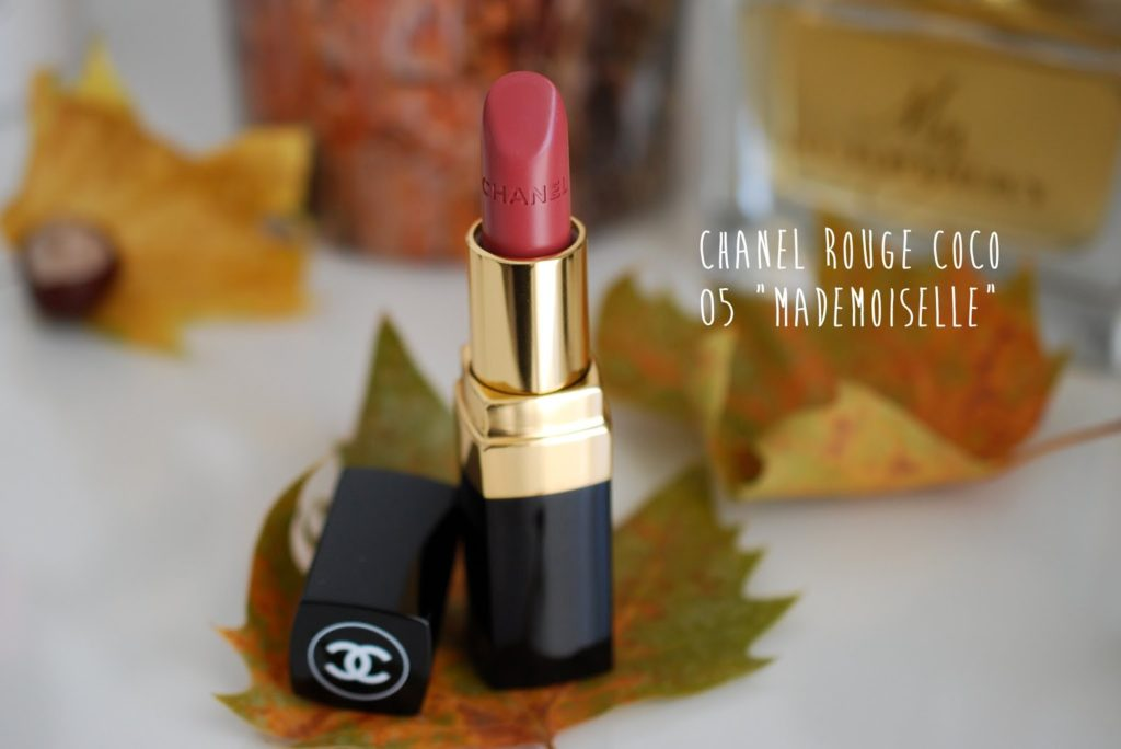 "Chanel Rouge Coco 05 ""Mademoiselle"""